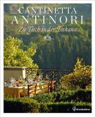 Cantinetta Antinori - Zu Tisch in der Toskana, Antinori, Allegra/Wieser, Carmen, EAN/ISBN-13: 9783850334518
