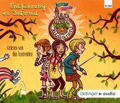 Club der Heldinnen - Entführung im Internat, Weger, Nina, Oetinger audio, EAN/ISBN-13: 9783837309959