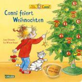 Conni feiert Weihnachten (Pappenbuch mit Klappen), Schneider, Liane, Carlsen Verlag GmbH, EAN/ISBN-13: 9783551518309
