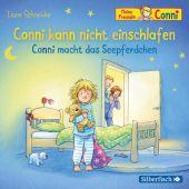 Conni kann nicht einschlafen / Conni macht das Seepferdchen, Schneider, Liane, Silberfisch, EAN/ISBN-13: 9783745600742