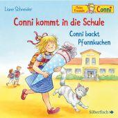 Conni kommt in die Schule / Conni backt Pfannkuchen, Schneider, Liane, Silberfisch, EAN/ISBN-13: 9783867424981
