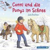 Conni und die Ponys im Schnee, Boehme, Julia, Silberfisch, EAN/ISBN-13: 9783745601107