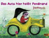 Das Auto hier heißt Ferdinand, JANOSCH, Beltz, Julius Verlag, EAN/ISBN-13: 9783407793164