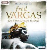 Das barmherzige Fallbeil, Vargas, Fred, Random House Audio, EAN/ISBN-13: 9783837139877