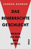 Das beherrschte Geschlecht, Konrad, Sandra, Piper Verlag, EAN/ISBN-13: 9783492058322