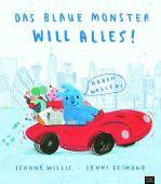 Das blaue Monster will alles!, Willis, Jeanne, 360 Grad Verlag GmbH, EAN/ISBN-13: 9783961855087