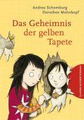 Das Geheimnis der gelben Tapete, Schomburg, Andrea, Tulipan Verlag GmbH, EAN/ISBN-13: 9783864293825