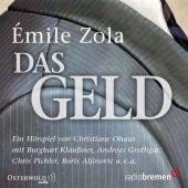 Das Geld, Zola, Émile, Osterwold audio, EAN/ISBN-13: 9783869521855
