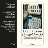 Das goldene Ei, Leon, Donna, Diogenes Verlag AG, EAN/ISBN-13: 9783257803419