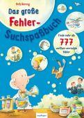 Das große Fehler-Suchspaßbuch, Hennig, Dirk, Esslinger Verlag J. F. Schreiber, EAN/ISBN-13: 9783480233700
