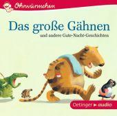 Das große Gähnen und andere Gute-Nacht-Geschichten, Oetinger audio, EAN/ISBN-13: 9783837309584