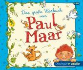 Das große Hörbuch von Paul Maar, Maar, Paul, Oetinger audio, EAN/ISBN-13: 9783837310405