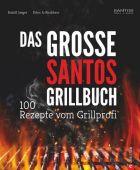 Das große Santos-Grillbuch, Jaeger, Rudolf, Christian Verlag, EAN/ISBN-13: 9783959612234