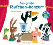 Das große Töpfchen-Konzert, van Genechten, Guido, Fischer Sauerländer, EAN/ISBN-13: 9783737355940