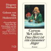 Das Herz ist ein einsamer Jäger, McCullers, Carson, Diogenes Verlag AG, EAN/ISBN-13: 9783257803112