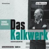 Das Kalkwerk, Bernhard, Thomas, Der Hörverlag, EAN/ISBN-13: 9783895849671