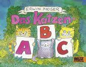 Das Katzen-ABC, Moser, Erwin, Beltz, Julius Verlag, EAN/ISBN-13: 9783407821195