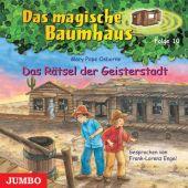 Das Rätsel der Geisterstadt, Osborne, Mary Pope, Jumbo Neue Medien & Verlag GmbH, EAN/ISBN-13: 9783833714139