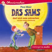 Das Sams darf sich was wünschen und eine weitere Geschichte (CD), Maar, Paul, Oetinger audio, EAN/ISBN-13: 9783837310603