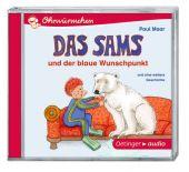 Das Sams und der blaue Wunschpunkt, Maar, Paul, Oetinger audio, EAN/ISBN-13: 9783837308914