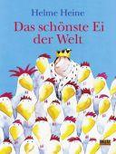Das schönste Ei der Welt, Heine, Helme, Beltz, Julius Verlag, EAN/ISBN-13: 9783407798855