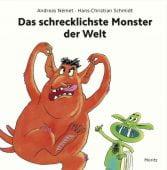 Das schrecklichste Monster der Welt, Schmidt, Hans-Christian, Moritz Verlag, EAN/ISBN-13: 9783895653261