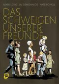 Das Schweigen unserer Freunde, Long, Mark/Demonakos, Jim/Powell, Nate, Egmont Graphic Novel, EAN/ISBN-13: 9783770437290