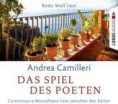 Das Spiel des Poeten, Camilleri, Andrea, Bastei Lübbe AG, EAN/ISBN-13: 9783785750780