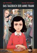 Das Tagebuch der Anne Frank, Folman, Ari/Frank, Anne/Polonsky, David, Fischer, S. Verlag GmbH, EAN/ISBN-13: 9783103972535