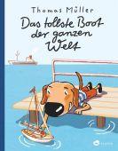 Das tollste Boot der ganzen Welt, Müller, Thomas, Aladin Verlag GmbH, EAN/ISBN-13: 9783848901234