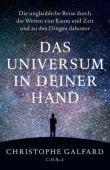 Das Universum in deiner Hand, Galfard, Christophe, Verlag C. H. BECK oHG, EAN/ISBN-13: 9783406714481