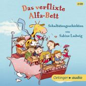 Das verflixte Alfa-Bett, Ludwig, Sabine, Oetinger Media GmbH, EAN/ISBN-13: 9783837311136