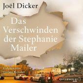 Das Verschwinden der Stephanie Mailer, Dicker, Joël, Osterwold audio, EAN/ISBN-13: 9783869524139