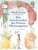 Das Verschwinden des Prinzen Oleomargarine, Twain, Mark/Stead, Philip, Knesebeck Verlag, EAN/ISBN-13: 9783957281579