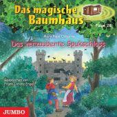Das verzauberte Spukschloß, Osborne, Mary Pope, Jumbo Neue Medien & Verlag GmbH, EAN/ISBN-13: 9783833720918