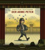 Der arme Peter, Schössow, Peter/Heine, Heinrich, Carl Hanser Verlag GmbH & Co.KG, EAN/ISBN-13: 9783446240216
