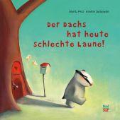 Der Dachs hat heute schlechte Laune, Petz, Moritz, Nord-Süd-Verlag, EAN/ISBN-13: 9783314101762
