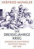 Der Dreißigjährige Krieg, Münkler, Herfried, Rowohlt Verlag, EAN/ISBN-13: 9783499630903