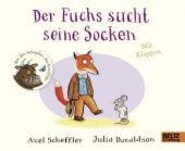 Der Fuchs sucht seine Socken, Donaldson, Julia, Beltz, Julius Verlag, EAN/ISBN-13: 9783407822048