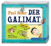 Der Galimat und ich, Maar, Paul, Oetinger audio, EAN/ISBN-13: 9783837308556