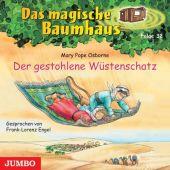 Der gestohlene Wüstenschatz, Osborne, Mary Pope, Jumbo Neue Medien & Verlag GmbH, EAN/ISBN-13: 9783833721878