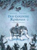 Der goldene Kompass 2, Pullman, Philip/Melchior-Durand, Stéphane, Carlsen Verlag GmbH, EAN/ISBN-13: 9783551764041