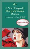 Der große Gatsby, Fitzgerald, F Scott, dtv Verlagsgesellschaft mbH & Co. KG, EAN/ISBN-13: 9783423139878