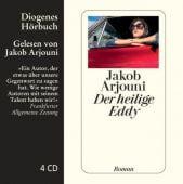 Der heilige Eddy, Arjouni, Jakob, Diogenes Verlag AG, EAN/ISBN-13: 9783257802450