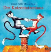 Der Katzentatzentanz, Heine, Helme/Vahle, Fredrik, Beltz, Julius Verlag, EAN/ISBN-13: 9783407770356