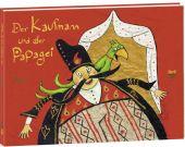 Der Kaufmann und der Papagei, Rashin, Nord-Süd-Verlag, EAN/ISBN-13: 9783314102349