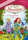 Der kleine Blumenladen für Erstleser, Band 1: Die verschwundenen Katzen, Mayer, Gina, EAN/ISBN-13: 9783473361250