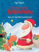 Der kleine Drache Kokosnuss besucht den Weihnachtsmann, Siegner, Ingo, cbj, EAN/ISBN-13: 9783570132029