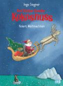 Der kleine Drache Kokosnuss feiert Weihnachten, Siegner, Ingo, cbj, EAN/ISBN-13: 9783570175644