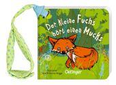 Der kleine Fuchs hört einen Mucks, zur Brügge, Anne-Kristin, Verlag Friedrich Oetinger GmbH, EAN/ISBN-13: 9783789112997